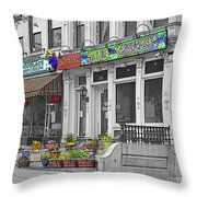 Another One From Northampton Throw Pillow