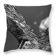 Another Time, Another Place - Farmhouse 4 Throw Pillow
