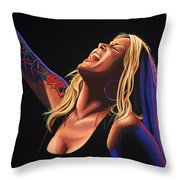 Anouk 2 Throw Pillow