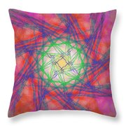 Antalistes Throw Pillow