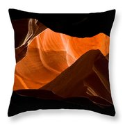 Antelope No 2 Throw Pillow