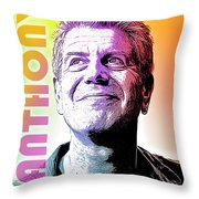 Anthony 2 Throw Pillow