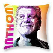 Anthony Tribute Throw Pillow