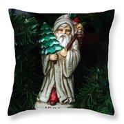 Antique Ornament 11 Throw Pillow