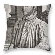 Antoine Perrenot De Granvelle, 1517 To Throw Pillow