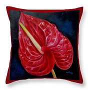 Anturio Throw Pillow