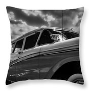 Any Ford In A Storm Throw Pillow