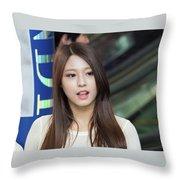 AOA Throw Pillow