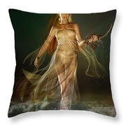 Aoife Throw Pillow