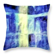 Apartments Three Am Throw Pillow