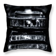 Aperture Extents Throw Pillow