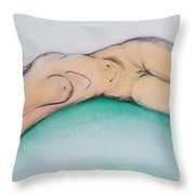 Aphrodite / Venus Throw Pillow