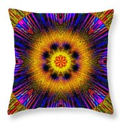 Apoc Throw Pillow