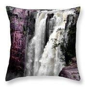 Aponwao Fall Throw Pillow