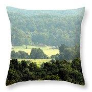 Appalachia Throw Pillow