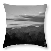 Appalachian Amor Throw Pillow