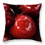 Apple Perfection Throw Pillow
