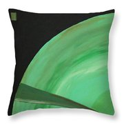 Aquifer # 14 Throw Pillow