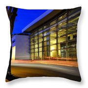 Ara Pacis Throw Pillow