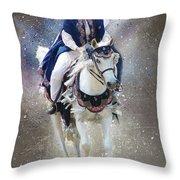 Arabian Nights Throw Pillow