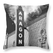 Aragon Age Aragon Ballroom Throw Pillow