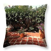 Arboletes 2 Throw Pillow
