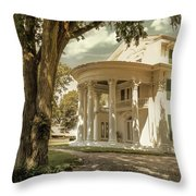 Arbor Lodge Throw Pillow