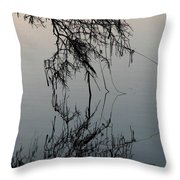 Arbor Reflections Throw Pillow