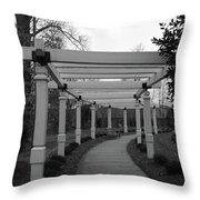 Arbor Walk Throw Pillow