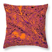 Arboreal Plateau 30 Throw Pillow