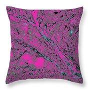 Arboreal Plateau 31 Throw Pillow