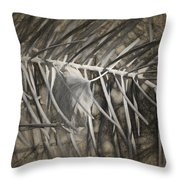 Arborescence Throw Pillow
