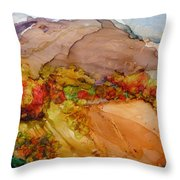 Arcadia 2 Throw Pillow