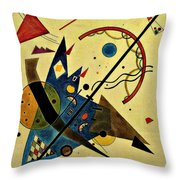 Arch And Point Throw Pillow