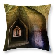Arch Infinity Throw Pillow