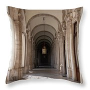 Arched And Elegant Throw Pillow