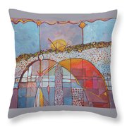 Archeo Throw Pillow