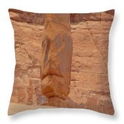 Arches Formation 2 Throw Pillow