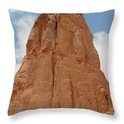 Arches Formation 3 Throw Pillow