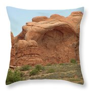 Arches Formation 30 Throw Pillow