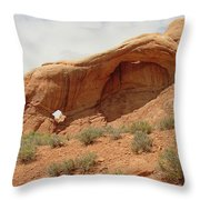 Arches Formation 40 Throw Pillow