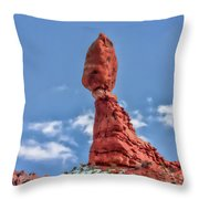 Arches National Park 4 Throw Pillow