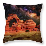Arches National Park 44 Throw Pillow