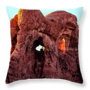 Arches National Park 7 Throw Pillow