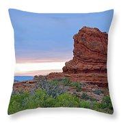 Arches National Park No. 1-1 Throw Pillow