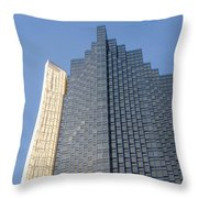 Architectural Abstract - 167 Throw Pillow