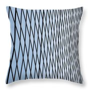 Architectural Abstract - 4 Throw Pillow