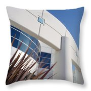 Architectural Detail One Throw Pillow
