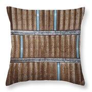 Architectural Dna Throw Pillow