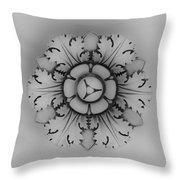 Architectural Element 1 Throw Pillow